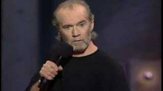George Carlin talks about soft language from the special Doin' It Again. If not 'THE', certainly one of the best comedians ever. RIP George 1937-2008 ...