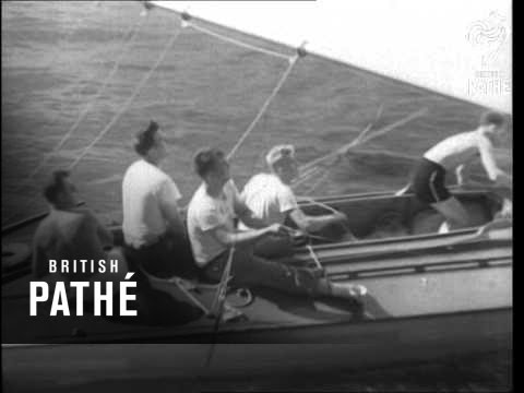 Sailing With A Thrill! (1939)