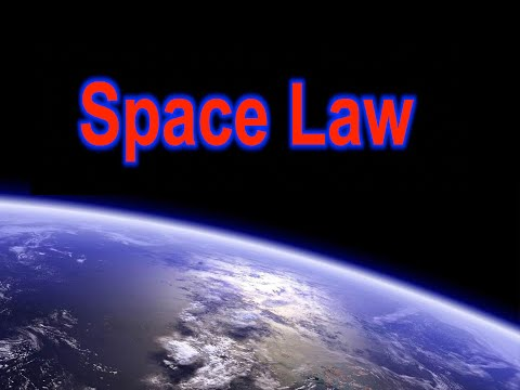 Space LawWhat Laws are There in Space
