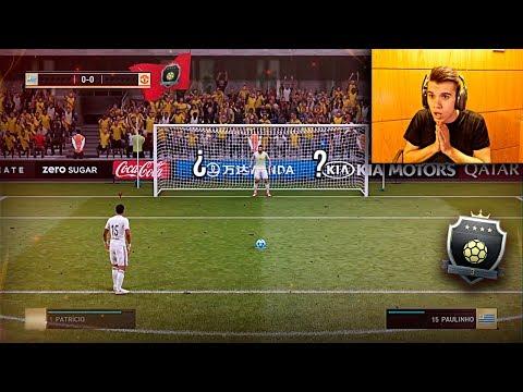 ME JUEGO LLEGAR a ÉLITE en PENALTIS... ¿LO CONSEGUIMOS?   FIFA 19
