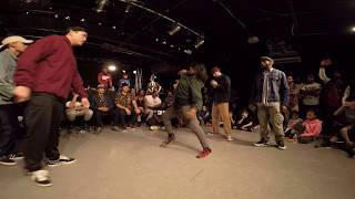 Reality DC (Robozilla, Sin Boogie , Brayan P) vs Assassin's (Rashaad, Future , Diyanna) – Bashville Stampede 13 3vs3 Popping Battle