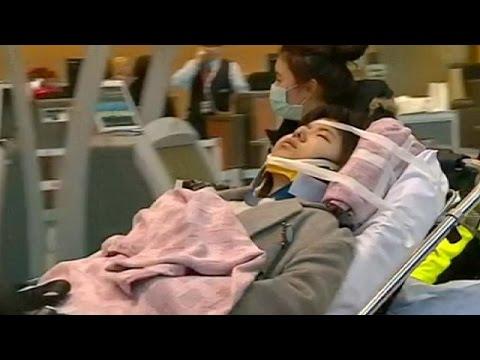 Τραυματισμοί λόγω σοβαρών αναταράξεων σε πτήση της Air Canada