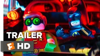 Nonton The Lego Batman Movie Official Comic Con Trailer  2017    Will Arnett Movie Film Subtitle Indonesia Streaming Movie Download