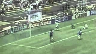 Diego Maradonas und das Tor des Jahrhunderts