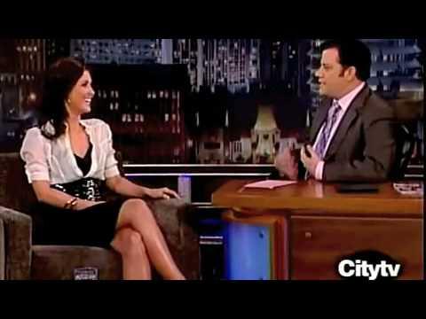 Audrina Patrigde on Jimmi K. Show (видео)