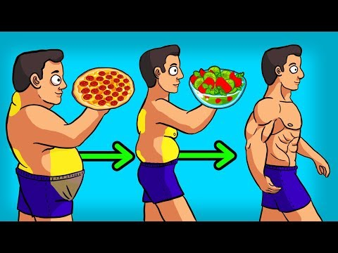 3 BEST Diets to LOSE WEIGHT & BELLY FAT (видео)