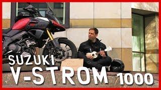 10. Essai hors-la-loi : voyager gratos en Suzuki V-Strom 1000 (English Subtitles)