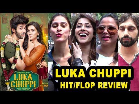Funny movies - Lukka Chuppi movie 'Funny' or 'Not Funny' Honest Review By Public - Kartik Aryan,Kriti Sanon