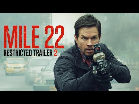 Intense Red Band Trailer for Peter Berg s Mile 22 with Mark