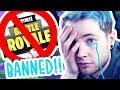 Download Video MY WIFE BANNED ME FROM FORTNITE: BATTLE ROYALE..!!