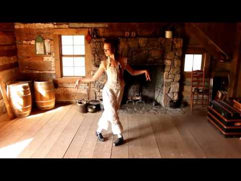 Lovely Irish dance set to 'Hamilton'