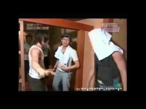 DBSK funny sound and laugh compilation ♥