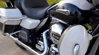 8. 2014 Harley Davidson Electra Glide Ultra Classic for sale Houston TX upgraded 6.5 touchscreen FLHTCU