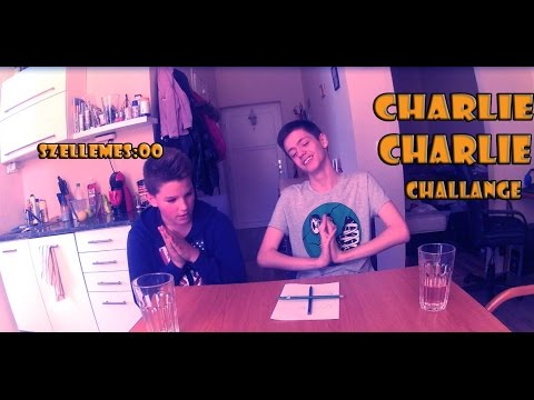 Video Charlie Charlie Challange! - Létezik ez a szellem? download in MP3, 3GP, MP4, WEBM, AVI, FLV January 2017