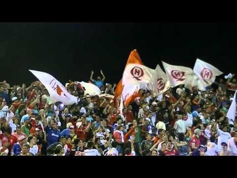 Estamos esperando a los de la gloriosa - La Banda de la Quema - Huracán - Argentina - América del Sur