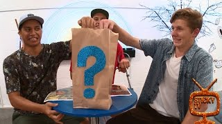 'What's in the Bag?' Challenge