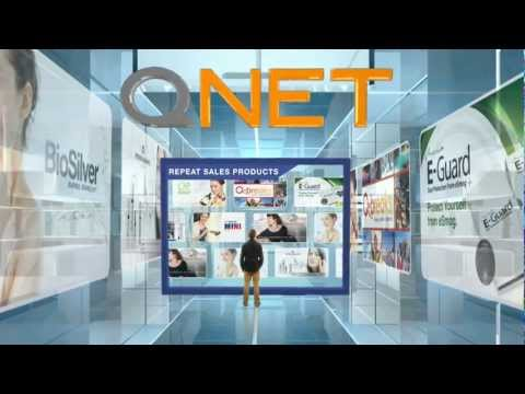 QNET REPEAT SALES PRODUCTS