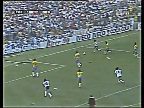 espana '82: brasile - argentina 3-1!