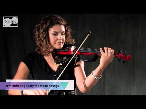 Video - Yamaha Electric 4-String Violin | YEV104