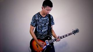 Kotak - Merah Putihku Cover with Guitar Rig 5 by Firman WG
