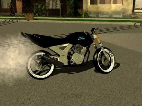 CARROS E MOTOS TUNING DO GTA SAN ANDREAS