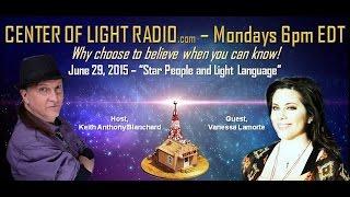 """Star People, Cosmic Updates & Light Language"""
