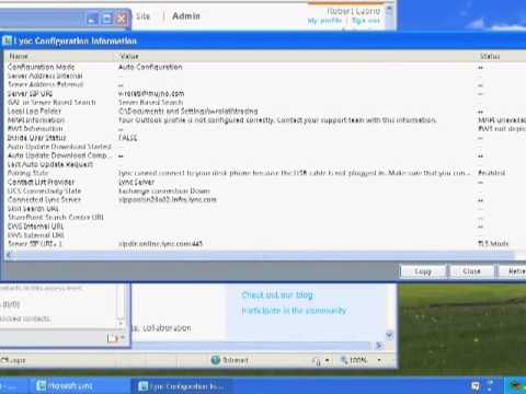 how to troubleshoot lync 2013