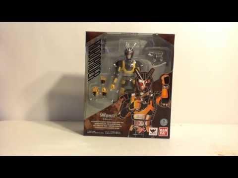 SH Figuarts Robo Rider Review