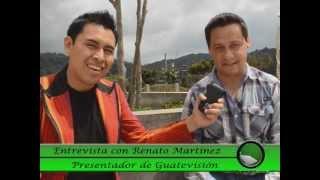 28/06/12 Entrevista Con Renato Martínez De Guatevision / Hongos De San Juan, Delicia Culinaria