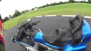 3. Rabid Hedgehog's Review of the 2012 Honda Goldwing