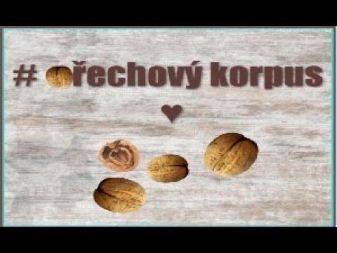 #3 Ořechový korpus / Nuts corpus | Kiken (видео)