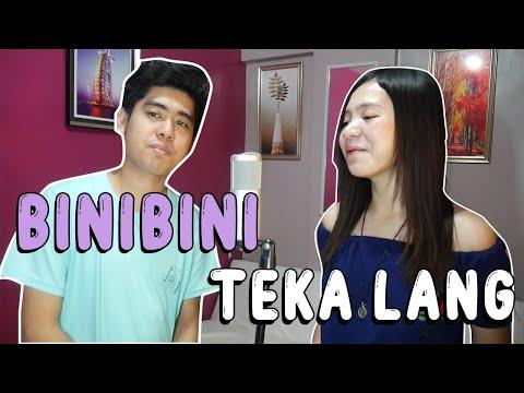 Binibini x Teka Lang MASHUP | Cover by Pipah Pancho x Neil Enriquez