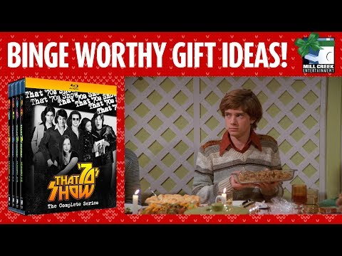 That '70s Show - The Complete Series On Blu-ray - Thanksgiving Clip