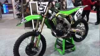 4. Kawasaki KX 450F Lookthrough
