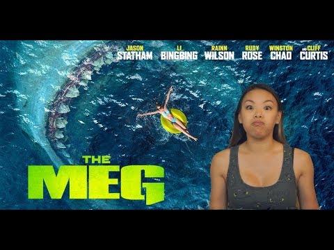 The Meg - Movie Review (Non-Spoiler)