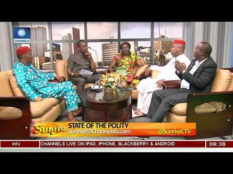 Declaring Herdsmen Terrorists Now Will Be Better For Nigeria--Analysts Pt.4  Sunrise 