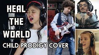 Video Michael Jackson Tribute - Heal The World - Child Prodigy Cover   Maati Baani MP3, 3GP, MP4, WEBM, AVI, FLV Juli 2018