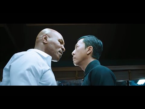 [Donnie Yen] IP Man vs Mike Tyson