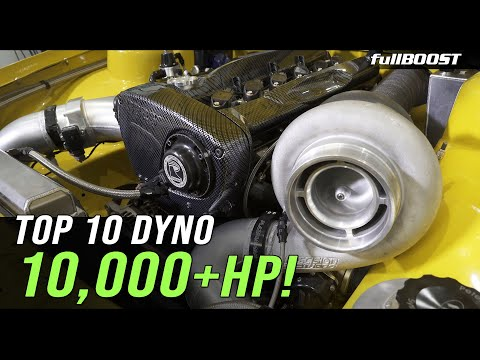 Top 10 dyno power runs 2019 | fullBOOST