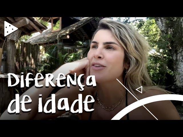 PRÓS E CONTRAS DE TER UM NAMORADO MAIS NOVO - Julia Faria