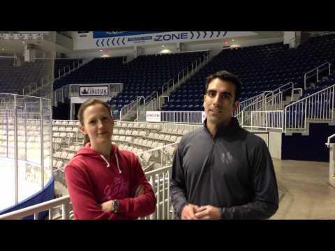 Kate Asks: Team Captain Michael discusses MLSE Team Up Challenge