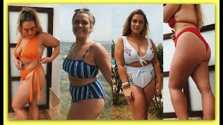 Video Bikini try-on haul & what I wore on holiday | EmmasRectangle MP3, 3GP, MP4, WEBM, AVI, FLV September 2018