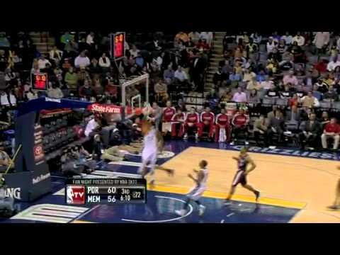 Portland Trail Blazers 100 – Memphis Grizzlies 99
