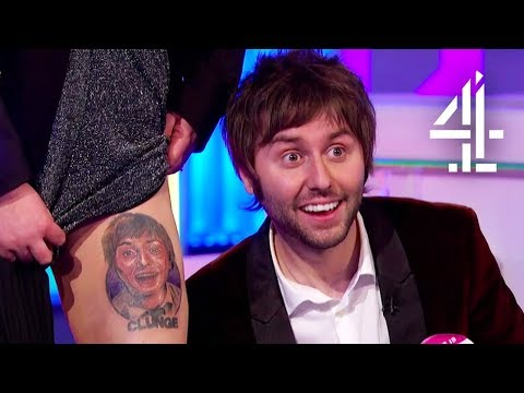 Inbetweeners Fan Shows James Buckley Her Tattoo & BTS Stories | The Inbetweeners: Fwends Reunited