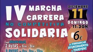 IV MARCHA CARRERA SOLIDARIA en MOZONCILLO Full HD