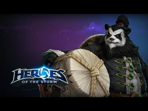 ♥ Heroes of The Storm - New Chen Testing