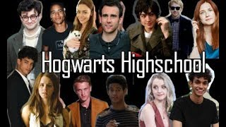 Hogwarts Highschool | Draco + Hermione | Your Love - Denver and Monica Song