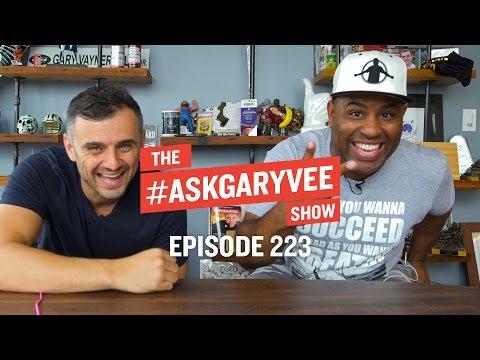 Eric Thomas, Motivation, Success & Public Speaking | #AskGaryVee Episode 223 (видео)