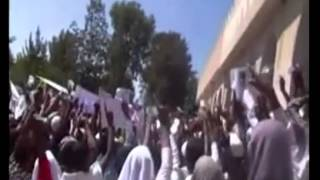 Wolkite Muslims Protest Ethiopia. ድምፃችን ይሰማ!!!!