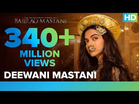 Deewani Mastani - Bajirao Mastani (2016)